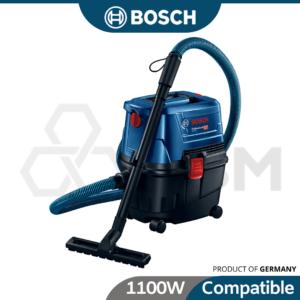6010090066-GAS15 Bosch Wet & Dry Vacuum Cleaner 1100W15L240V 06019E50L0 (1)