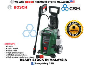 ||||||||||||6010170047-BOSCH-Aquatak125-COC Bosch High Pressure Cleaner 125Bar-360LH-1500W-240V 06008A7AL0