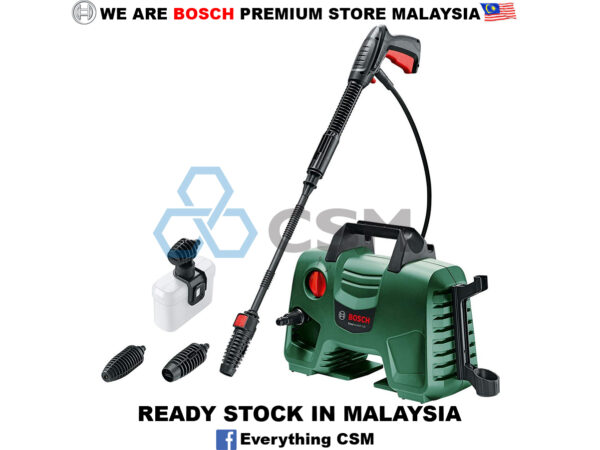 6010170051-BOSCH-EasyAquatak-110 Bosch High Pressure Cleaner 110Bar-330lh-1300W-240V 06008A7FL0