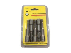 6020080882-KINGTOYO-1p KTMNS-10100-H10xL100mm King Toyo Magnetic Nut Setter