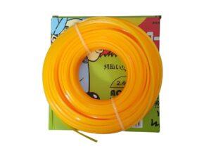 6020170224-GRASS-1LB 2.4mm SQ Jaya Grass Trimmer Line