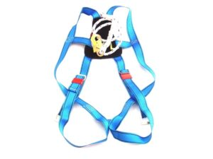 6030030017-PROGUARD-BH7886CBU Proguard ECO Safe Full body Harness With 2M Lanyard