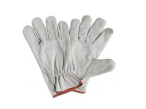 6030040026-PROGUARD-1pr Grey Proguard Argon Glove With Red Linear AK-1027G