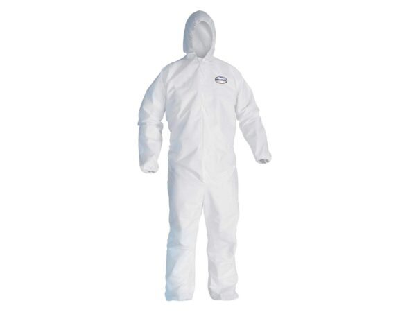 6030070132-KLEENGUARD-Size-M A40 KleenGuard Protective Coverall