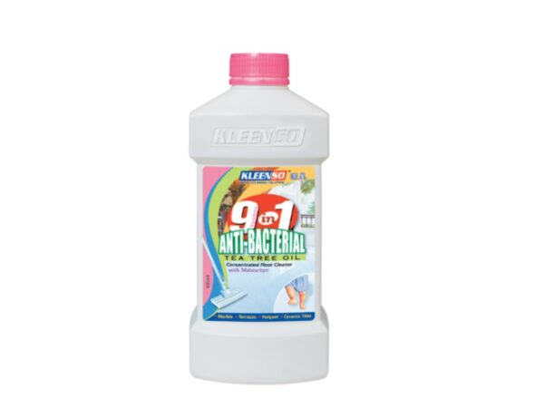 6070330025-KLEENSO-900ml KHC802-Pink Kleenso 9 in 1 Floor Cleaner