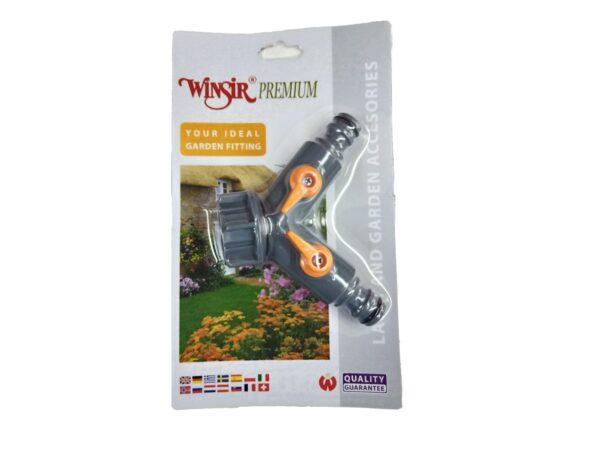 6150250173-WINSIR-GI-C3019 3-4in-2 way Snip In Winsir Tap Connector