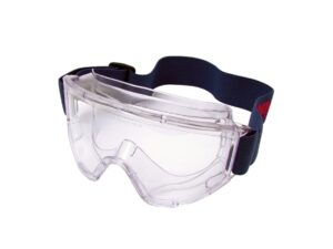 8030020004-KENNEDY-KEN9608070K Scorpion Clear Goggles Clear Poly Lens Anti-Fog