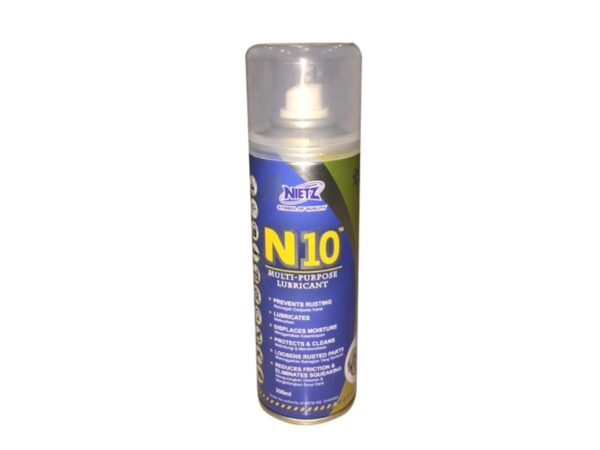 6070270135-NIETZ-200ml N10 Nietz Multi-Purpose Lubricant Spray