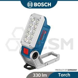 Solo GLI12V-330 Bosch Professional Cordless Torch 330 lumens 12V 06014A0000