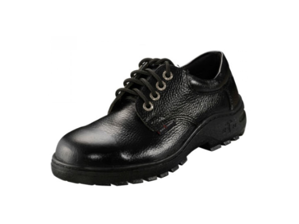 UK6 BH0991 Lace Up Black Hammer Safety