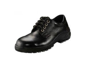 6030080053-BLACK-HAMMER-UK10 BH0991 Lace Up Black Hammer Safety Shoes||||||