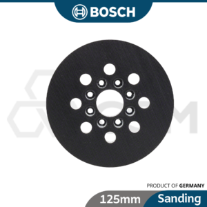 125mm Standard Bosch Rubber Pad For 2008 GEX125-1AE 2608000349