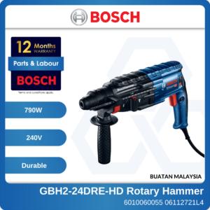 6010060055-BOSCH-GBH2-24DRE-HD-Rotary-Hammer-790W-240V-06112721L4-1