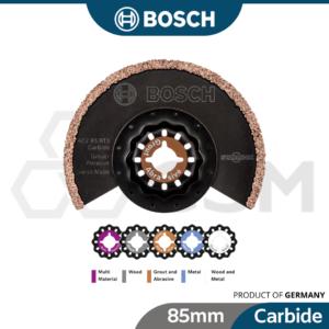 8010310031 BOSCH HM-RIFF Segment Blade ACZ85RT 26086616428010310031 BOSCH HM-RIFF Segment Blade ACZ85RT 2608661642 [85mm] (2) [85mm] (2)