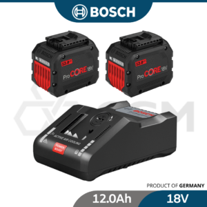 6010310010-ProCORE 2p 18V12.0AH+GAL18-160C Bosch Li-Ion Battery With Charges Starter Kit 1600A016GZ (4)
