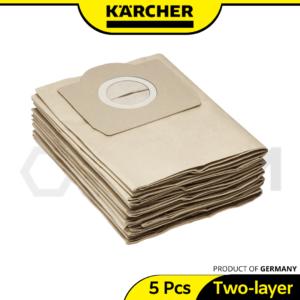 5p Karcher Paper Filter Bag for WD3 2.863-276