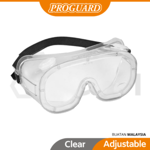 PROGUARD Safety goggle eyewear classix chemical eye protection for lab chemical workplace