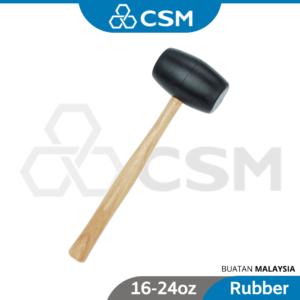 6020180172-CSM TM70 Twin Master Rubber Hammer 8oz 12oz 16oz 24oz (1)
