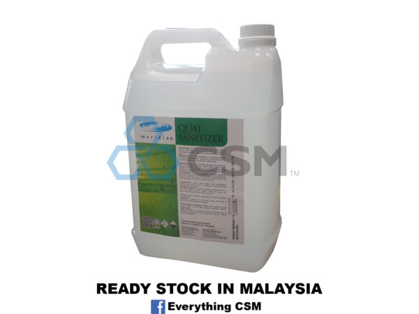 6070330146-CSM-MTO-5L MS Quat Sanitizer