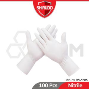 6030040127-SHIRUDO Nitrile Disposable Glove NS8501 NS8502 NS8503 NS8504 [100pcs] (2)