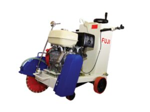 6010120008-ROBIN-FCC150-EX40 Fuji Concrete Road Cutter With EX40 Robin Gasoline Engine