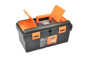 6020010087-MR MARK-MK-EQP-026 Mr.Mark Orange Free Type PVC Tool Box