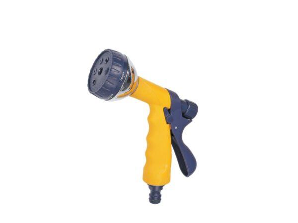6020160075-RUTLAND-RTL5234230K 6 Pattern Chrome Rutland Spray Gun||