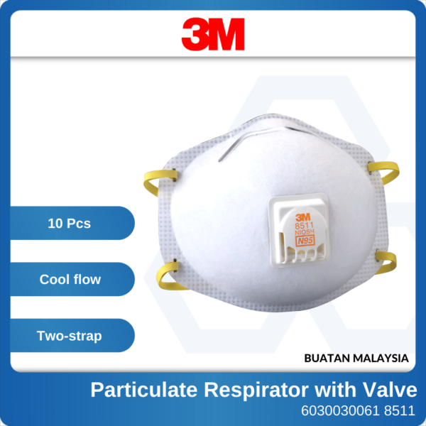 6030030061-10p-8511-3M-N95-Particulate-Respirator-With-Cool-Flow-Valve-3