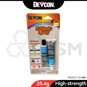 6070020007-DEVCON 28.4g 5Min-S205 All Purpose Epoxy (1)