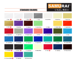 Samurai Aerosol Spray Paint 400ml (1)