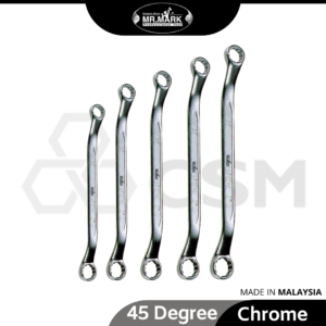 Mr.Mark 45degree Double Ring Wrench 6x7mm