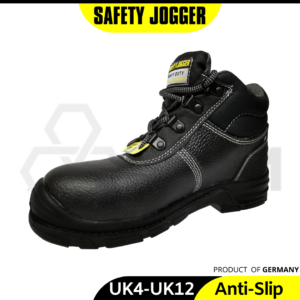 JOGGER-UK4EU37 Bestboy Mid Cut Safety Jogger Safety Shoes Mid Cut