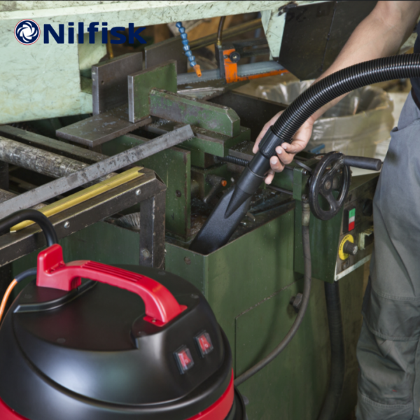 6010090097-NILFISK LSU135-EU Viper Professional Wet&Dry Vacuum Cleaner 1000W 220-240V 50000110 (1)