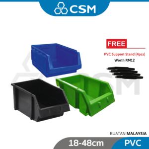 6080020004-CSM PVC Tool Box Blue, Black, Green [18-48cm]_1