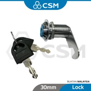 6080220158-1p 30mm 999 CSM Cam Lock (1)