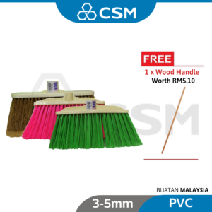 6110100142-CSM PVC Hard Soft Broom With 4ft Wood Handle (9)