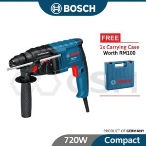 6010060021-BOSCH GBH220 Professional Rotary Hammer 2.3kg720W2J240v 06112A60L0 (1)