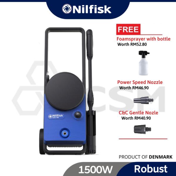 6010090101-NILFISK CORE 130-6 UK PC High Pressure Washer 1500W 240V 128471286_1
