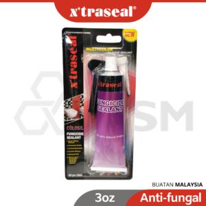 6070040026- Xtraseal 85gm RTV Fungicide Silicone Sealant (1)
