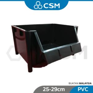 6080020006-CSM Black PVC tool box