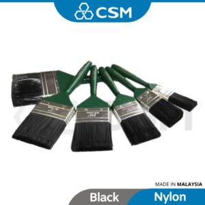6020200294 - CSM 680 Nylon Paint Brush Berus Cat Nilon 1 1.5 2 2.5 3 4