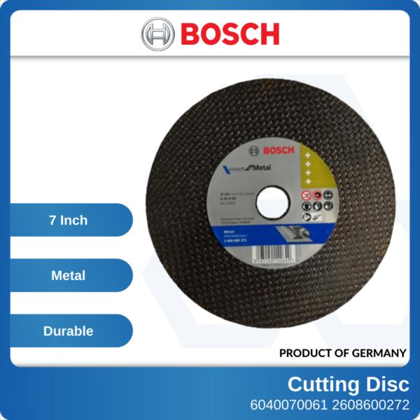 6040070061-7-Bosch-Cutting-Disc-180x3x22.2mm-2608600272
