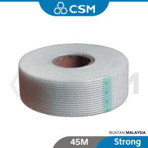 6070040066-CFT100-100mmx45M Fiberglass CSM Drywall Joint Tape (1)