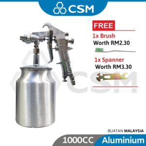6090100101-CSM S990S Sobar Gravity Feed Spray Gun