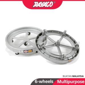 6110100437-RAYACO Multi Purpose Trolley (2)