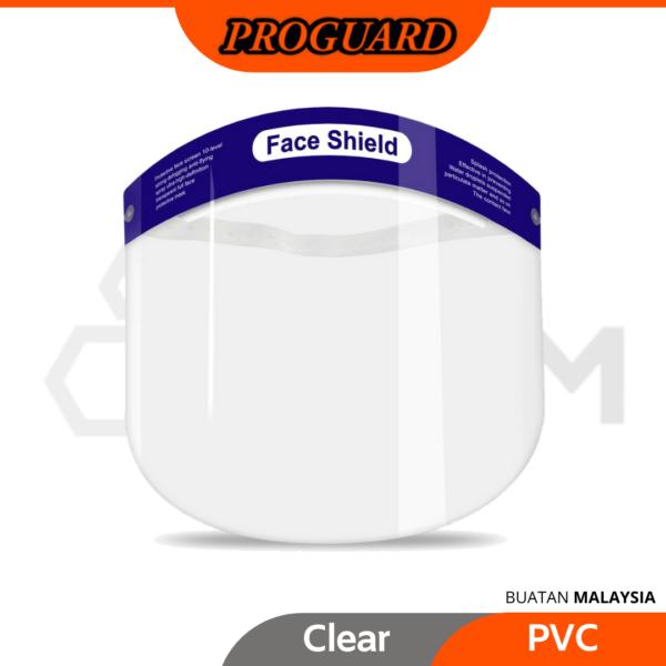 6030020093-Transparent Caliber Faceshield Visor 1pcs 10pcs (1)