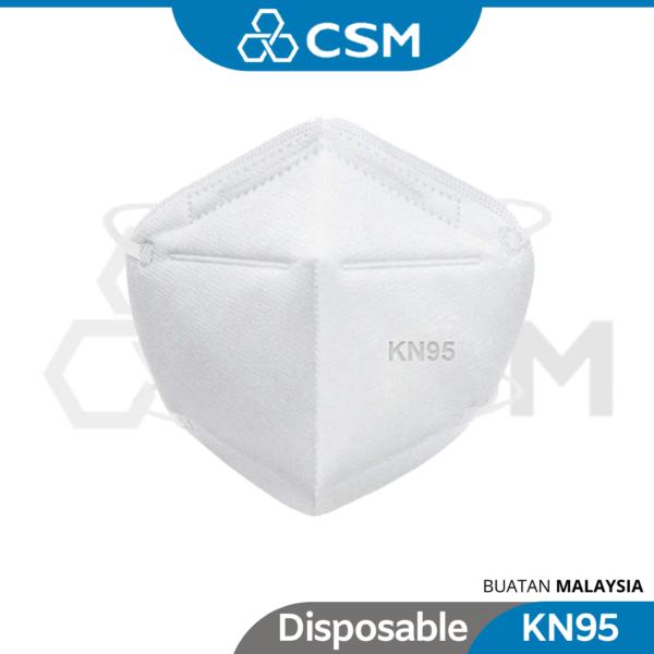 6030030089-50p KN95 SEMASK Particulate Respirator (1)