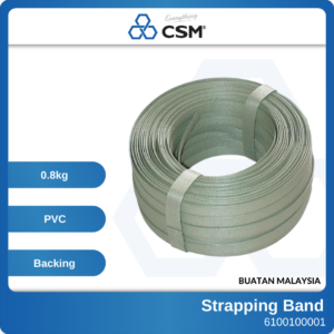 6100100001-CSB1080-0.8kgx1roll PVC CSM Strapping Band (1)