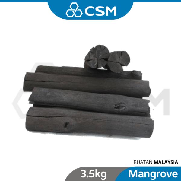 6110140037-3.5kg CSM Mangrove Charcoal