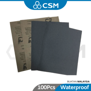 9555614313486-CSM Water Proof Sand Paper Silicon Carbide
